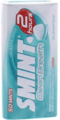 Smint Clean breath intense mint 50 Stuks