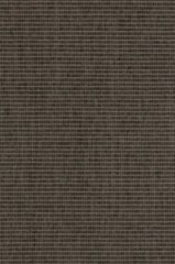 Donkerbruine Sunbrella solids stof 3792 dark smoke bruin per meter voor tuinkussens, buitenstoffen, palletkussens