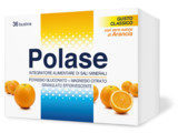Pfizer Polase Arancia integratore di sali minerali 36 bustine