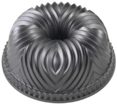 Zilveren Nordic Ware Bavaria Tulband Bakvorm