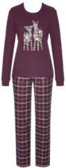 Warmer Pyjama Triumph Deep Burgundy