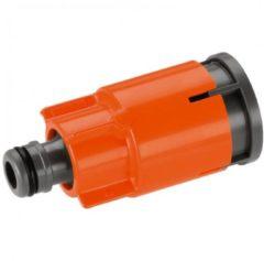 Gardena 5797-20 Wasserstecker mit Stoppventil Gardena orange
