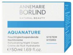 Annemarie Borlind Borlind Aquanature hydraterende nachtcreme 50 Milliliter