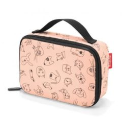 Kühltasche thermocase kids Reisenthel cats and dogs rose