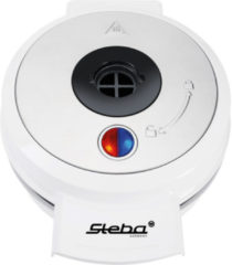Steba WE 20 VOLCANO (white) 4wafel(s) 700W Wit wafelijzer