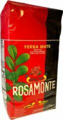 Rosamonte Yerba Mate 500 gr Zuid Amerikaanse Kruiden Thee