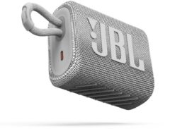 JBL Go 3 Wit - Draadloze Bluetooth Mini Speaker