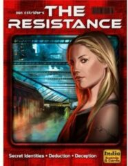 Indie Boards & Cards The Resistance - Kaartspel