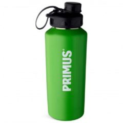 Groene Primus - TrailBottle Stainless Steel - Drinkfles maat 0,6 l groen/olijfgroen/zwart