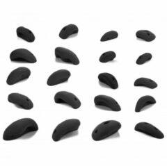 Blue pill - Jugs - Klimgrepen zwart
