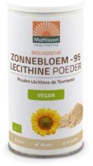 Mattisson Zonnebloem lecithine poeder bio 180 Gram