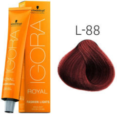 Schwarzkopf Professional Schwarzkopf - Igora - Royal - Fashion Lights - L-44 - 60 ml