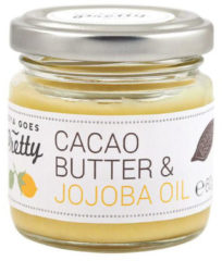 Zoya Goes Pretty Cacao & jojoba butter - cold-pressed & organic