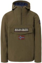 Groene Napapijri Rainforest Summer Jacket