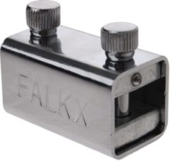Falkx Stahlex - Hangslot - Zilver