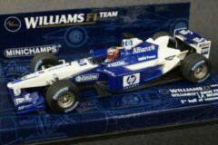 Williams FW24 #6 J.P. Montoya HP 2002