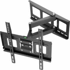 Tectake TV muurbeugel 32-55 inch (81-140cm) kantelbaar draaibaar ...