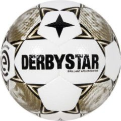 Witte Derbystar Eredivisie Brillant APS 20/21 Voetbal Unisex - Maat 5