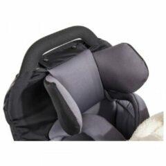 Vaude Babydrager Accessoire Head Support Shuttle Donkergrijs/Donkerblauw