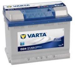 Varta Blue Dynamic D24 12V 60Ah Startaccu