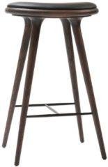 Highstool Barhocker - 74 cm - Eiche grau