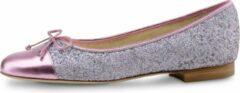 Ballerina Schoenen Dames – Roze Glitter – Instappers – Muiltjes Dames – Werner Kern Sandy – Maat 37
