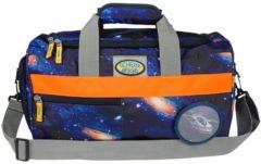School-Mood Sporttasche Spacecraft School-Mood 92702 galaxy