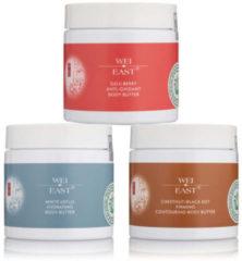 Wei East fernöstliche Pflege Body Butter Trio