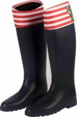Zwarte BiggDesign - Dames Laarzen Waterdicht - Regenlaarzen Dames Maat 37