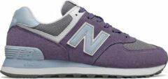 New Balance - Dames Sneakers WL574WNC - Paars - Maat 36