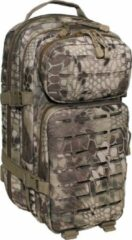 "MFH High Defence - US Army rugzak - Assault I - ""Laser"" - Snake FG"