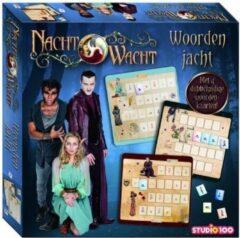Nachtwacht - Bordspel - Educatief spel - woordenjacht - woordenlotto - letterquiz - bevat 2 varianten en 2 moeilijkheidsgraden