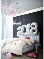 Ballon-Set, 2018 IMPRESSIONEN silber