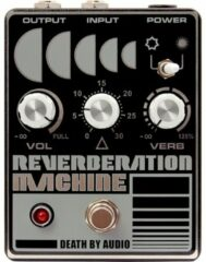 Eve Audio Death By Audio Reverberation Machine reverb effectpedaal