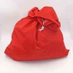 Merkloos / Sans marque Wetbag rood
