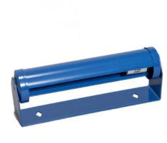 Blauwe Expo Trading Bedlamp ETH Rondo - Metaal - Blauw inclusief gratis LED lamp