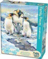 Cobble Hill Legpuzzel Family: Penguin Family 350 Stukjes