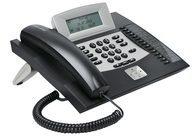 Auerswald COMfortel 1600 sw - ISDN-Systemtelefon schwarz COMfortel 1600 sw
