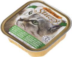 Mister Stuzzy Cat Paté 100 g - Kattenvoer - Kalf&Wortel