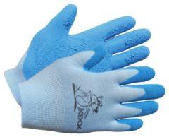 Blauwe Kixx Handschoenen Kixx Tuinhandschoenen - Kids Chunky - Maat 4