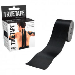 True Tape Truetape Kinesiologie Tape Athlete Pro 5 M Zwart
