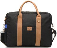 SALE -20 Faguo - Laptop nylon - SALE Laptoptaschen / schwarz