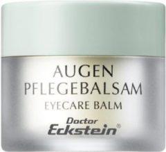 Doctor Eckstein Dr. Eckstein Augen Pflegebalsam unisex oogcrème voor alle huidtypen 15 ml