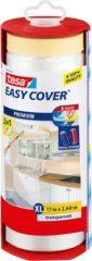 Tesa 56769 56769 Afdekfolie tesa Easy Cover Transparant (l x b) 17 m x 2.6 m 1 rol/rollen