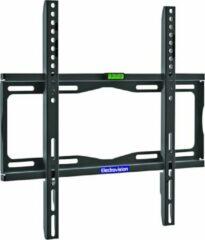 Zwarte Electrovision Universele tv muurbeugel - Medium - 26 tot 55 inch - max 45 kg belastbaar