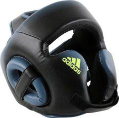 Adidas Speed Hoofdbeschermer Zwart/Geel Extra Small