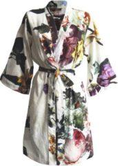 Witte Essenza Kimono Fleur Ecru-Maat: XS