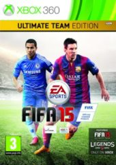 Electronic Arts FIFA 15 - Ultimate Team Edition - Xbox 360