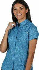 Blauwe Regatta Model Dames Blouse