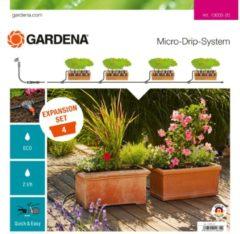 GARDENA Micro-Drip-System Erweiterungsset Pflanztröge, Erweiterungsmodul
